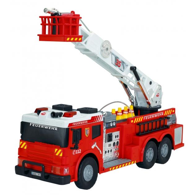 Dickie Toys 3442889 пожарная машина