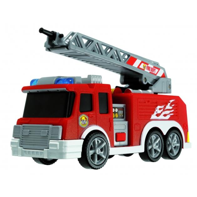 Пожарная машина Dickie функциональная с водой и сигналами малая 15 см 3443574