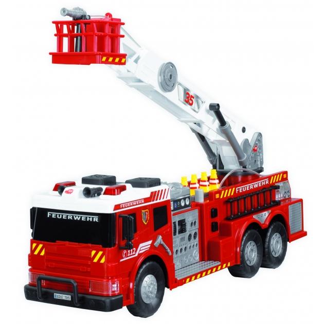 Пожарная машина Dickie 62 см с водой и звуками сирены 3445417