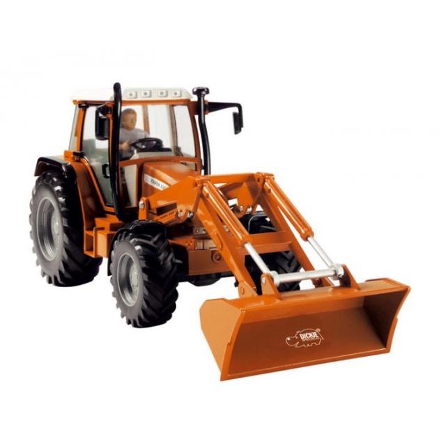 Трактор Dickie Оранжевый 3474600