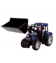 Трактор Dickie Синий 3474600