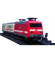 Железная дорога Dickie с поездом на батарейках со световыми и звуковыми эффектами 3563900