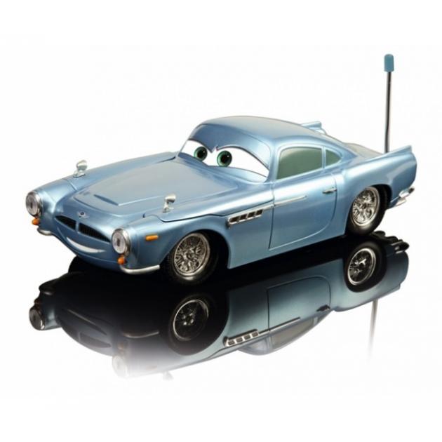 Игрушка из мультфильма Тачки Dickie Финн 18 см на радиоуправлении 3089503