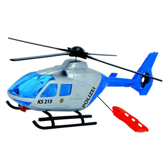 Полицейский вертолет Dickie 24 см 3714001