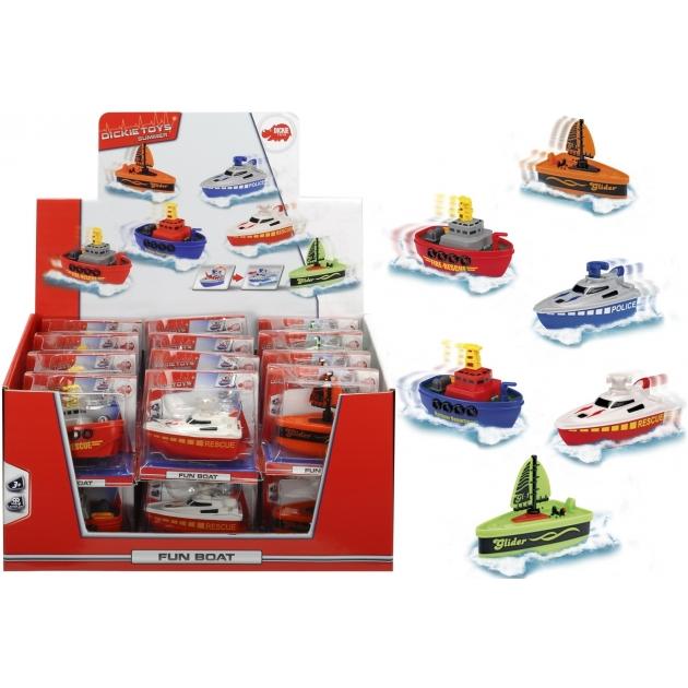 Игрушка Dickie Веселая лодка 3774000