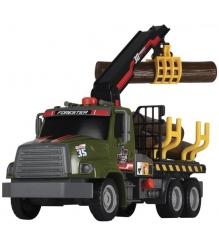 Грузовик с манипулятором AirPump Dickie 3806001