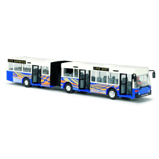Городской автобус экспресс Dickie 3827000 синий