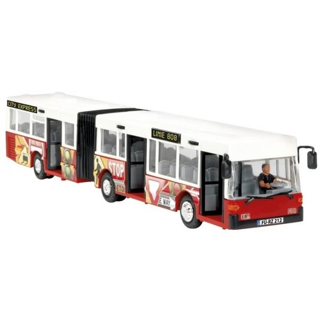 Городской автобус экспресс Dickie 3827000 красный