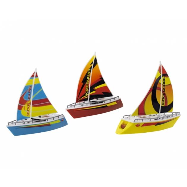 Игрушка лодка Dickie парусная 7266810
