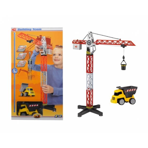 Детский кран игрушка Dickie 3463337