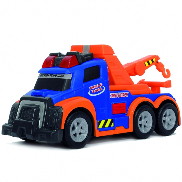 Эвакуатор Dickie грузовик для буксировки 15 см 3413578