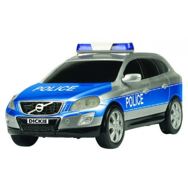 Полицейский внедорожник Dickie Volvo XC90 со светом и звуками 3353056