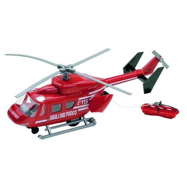 Игрушка вертолет Dickie Air Rescue 26 см инерционный красный 3564966