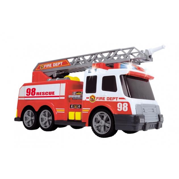 Пожарная машина Dickie с водой и спецэффектами 3308358