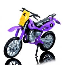 Кроссовый мотоцикл Dickie Фиолетовый 3385773
