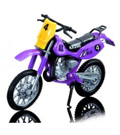 Кроссовый мотоцикл Dickie Фиолетовый 3385773...