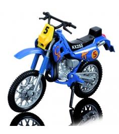 Кроссовый мотоцикл Dickie Синий 3385773...