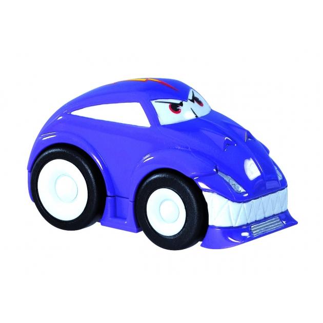 Детская машинка с заводным механизмом Dickie 6 см фиолетовая 3315157