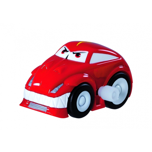 Детская машинка с заводным механизмом Dickie 6 см красная 3315157