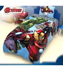 Детское постельное белье Marvel Команда Мстители 1149320...
