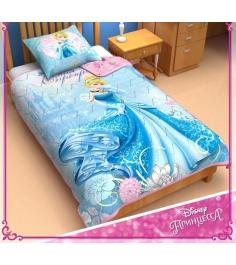 Детское одеяло панно Disney Принцессы 1153106