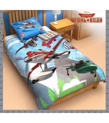 Детское одеяло панно Disney Самолеты 1153107