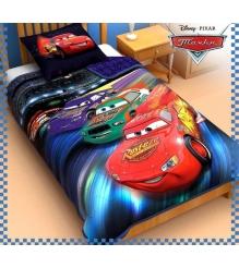 Детское одеяло панно Disney Тачки 1153108