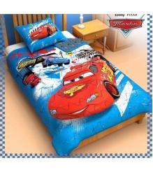 Детское одеяло панно Disney Тачки 1153109