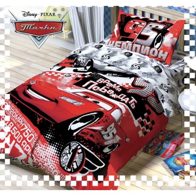 Детское постельное белье Disney Тачки Время побеждать 1343351