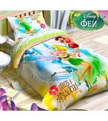 Детское постельное белье Disney Верь в чудеса Феи 1343336...