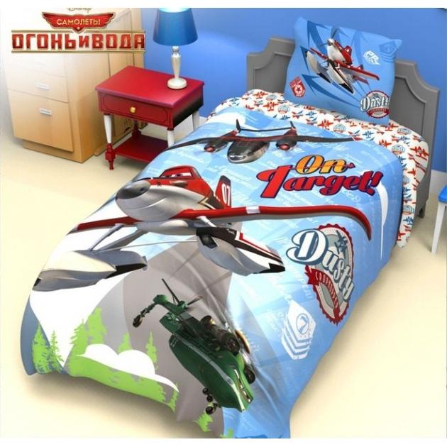 Детское постельное белье Disney Самолеты 1149321