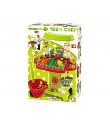 Игрушка для супермаркета Супермаркет овощной 1744 Ecoiffier...