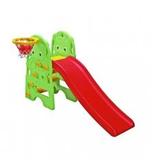 Горка детская пластиковая Edu-Play Медвежонок WJ-314...