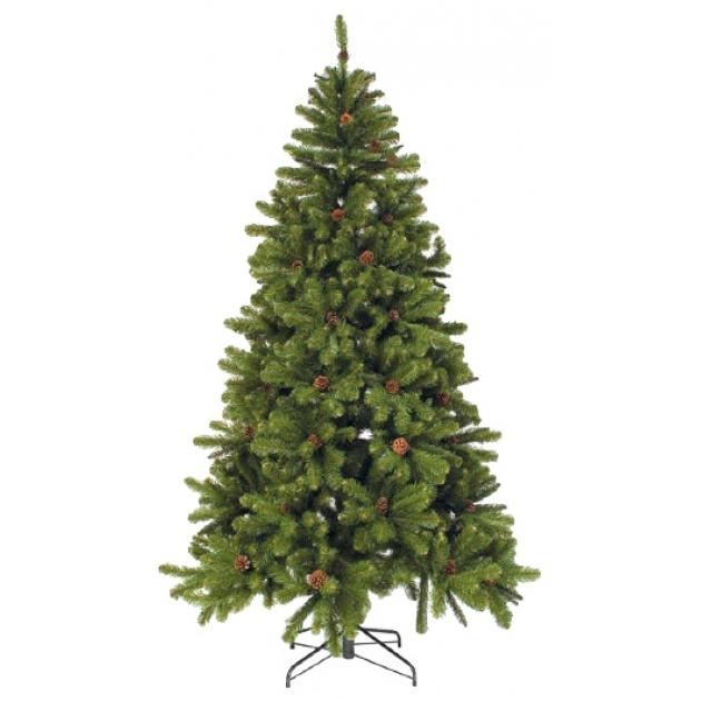 Искусственная ель Триумф Императрица Triumph Tree с шишками