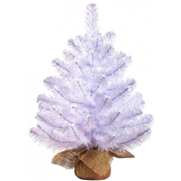 Искусственная ель Триумф Исландская белоснежная в мешочке Triumph Tree