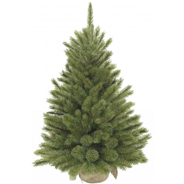 Искусственная ель Триумф Лесная красавица в мешочке Triumph Tree