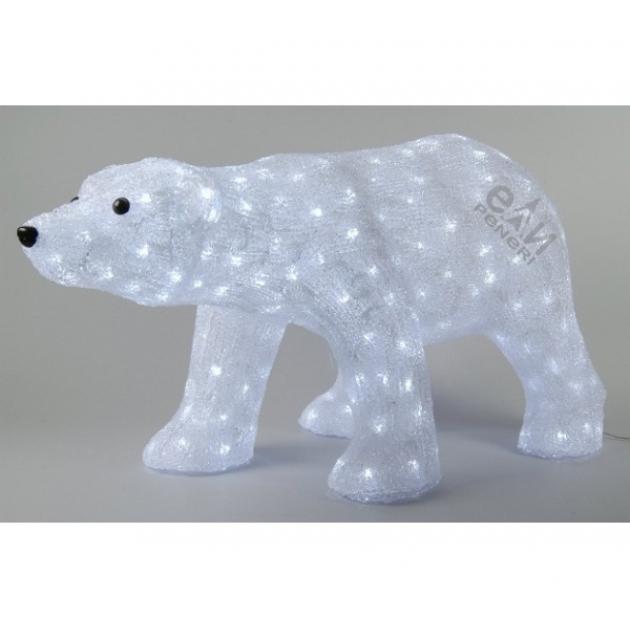 Фигура из акрила Peneri Медведь Папа 77 см 270 ламп