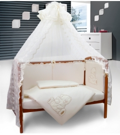 Комплект в кроватку 6 предметов Esspero Thomas RV5...