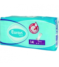 Прокладки послеродовые и урологические Euron Micro Extra 14шт...