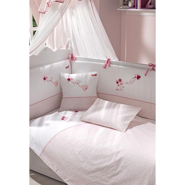 Комплект сменного белья в кроватку 3 предмета Funnababy Grandma