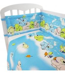 Постельное белье для новорожденных Фея Мишки