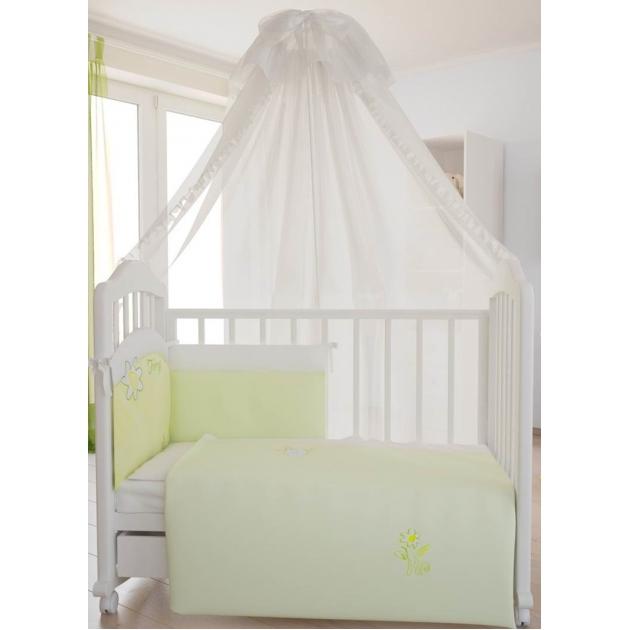 Комплект в кроватку 7 предметов Fairy Фея На лугу