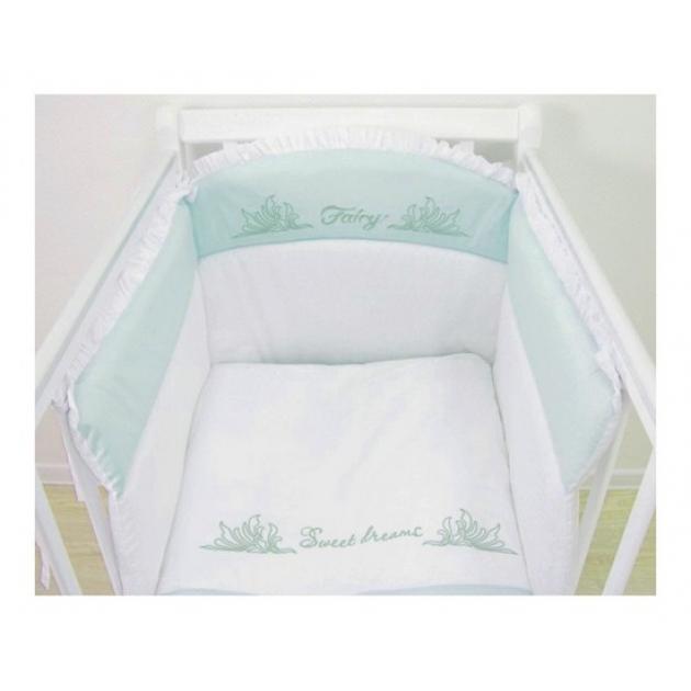 Комплект сменного белья в кроватку 3 предмета Фея Сладкий сон