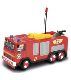 Игрушка Пожарный Сэм Пожарная машина на радиоуправ...