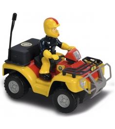 Игрушка Пожарный Сэм Квадроцикл на радиоуправлении 3099613...
