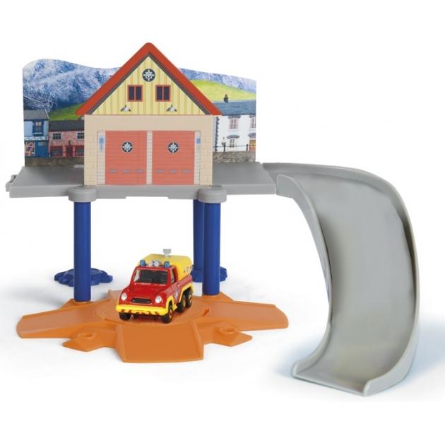 Игровой набор Пожарный Сэм Маленькая пожарная станция 3099619