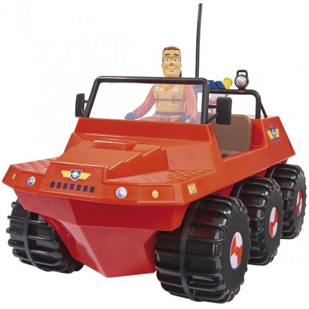 Игрушка Пожарный Сэм Вездеход на радиоуправлении 3099620