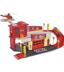 Игровой набор Пожарный Сэм Пожарная станция 3099623
