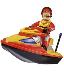 Dickie Toys Пожарный Сэм Гидроцикл Джуно с фигуркой (3099624)