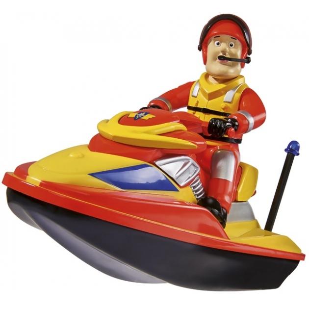 Игрушка Пожарный Сэм Водный скутер на батарейках 3099624